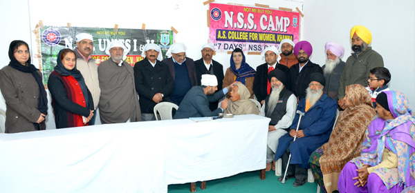NSS Camp