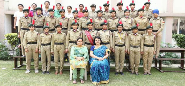 AS College NCC